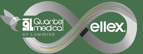 Quantel Medical Ellex Logo